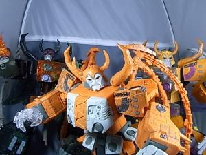 2010企画 星間大帝ユニクロン2010 ロボット 1042