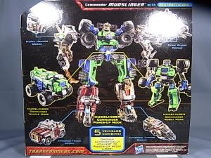 PCC 5pack MUDSLINGER with DESTRUCTICONS 1002