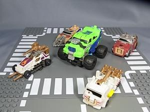 PCC 5pack MUDSLINGER with DESTRUCTICONS 1005