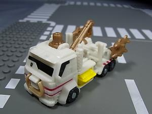 PCC 5pack MUDSLINGER with DESTRUCTICONS 1012