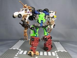 PCC 5pack MUDSLINGER with DESTRUCTICONS 1038