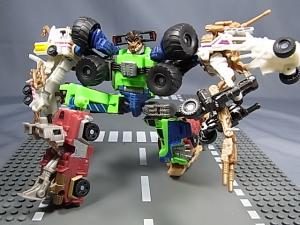 PCC 5pack MUDSLINGER with DESTRUCTICONS 1043