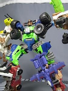 PCC 5pack MUDSLINGER with DESTRUCTICONS 1045