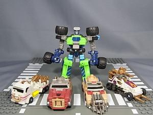 PCC 5pack MUDSLINGER with DESTRUCTICONS 1046