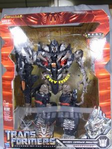 NEST shadow command megatron a 1001
