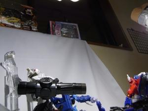 戦え!エクソヒーロー、リコイルマン 1008