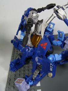 戦え!エクソヒーロー、リコイルマン 1012