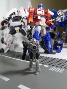 戦え!エクソヒーロー、リコイルマン 1013