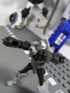戦え!エクソヒーロー、リコイルマン 1018