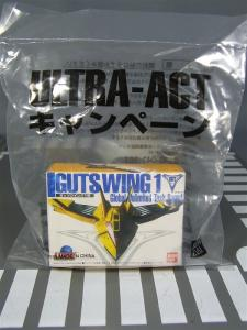 ULTRA・ACT 2か月連続3キャンペーン ガッツウィング1号 1001