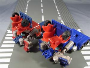 activeters RALLY RUMBLE OPTIMUS PRIME 1005