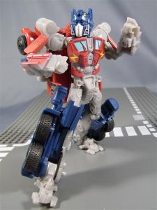 activeters RALLY RUMBLE OPTIMUS PRIME 1011