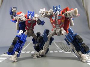 activeters RALLY RUMBLE OPTIMUS PRIME 1015
