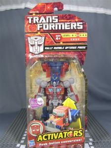 activeters RALLY RUMBLE OPTIMUS PRIME 1016