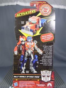 activeters RALLY RUMBLE OPTIMUS PRIME 1017