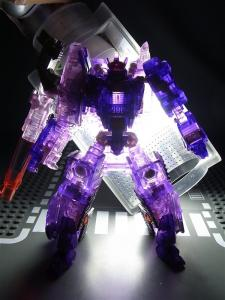 e-hobby ユナイテッド GALBATRON PURPLE Clear Ver 1019