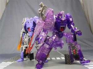 e-hobby ユナイテッド GALBATRON PURPLE Clear Ver 1035