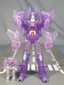 e-hobby ユナイテッド CYCLONUS PURPLE Clear Ver 1018