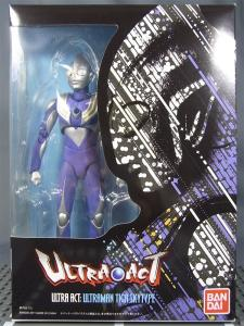 ultra act ウルトラマンティガ スカイタイプ 1001
