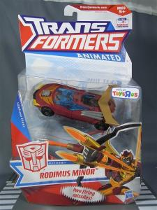 animated rodimus minor 1001