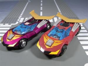 animated rodimus minor 1009