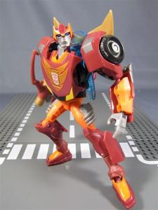 animated rodimus minor 1027