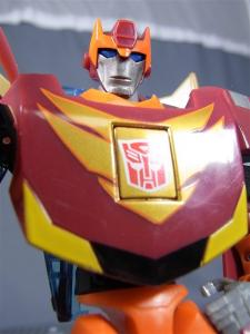 animated rodimus minor 1029