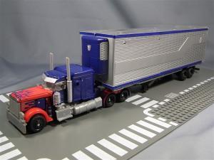 TF3 DOTM オプティマス&トレーラー ビークル 1028