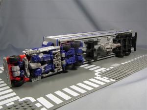 TF3 DOTM オプティマス&トレーラー ビークル 1029