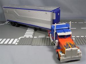 TF3 DOTM オプティマス&トレーラー 1009