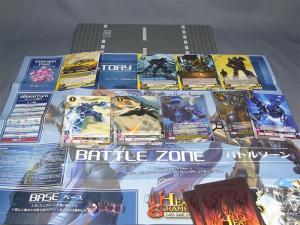 トランスフォーマーカードゲーム ヒートスクランブル 1011