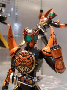 東京おもちゃショー 2011 バンダイ 魂シリーズ他  1008
