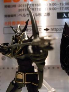 東京おもちゃショー 2011 バンダイ 魂シリーズ他  1012
