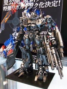 東京おもちゃショー 2011 リボルテック オプティマス  1001