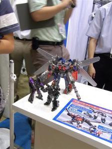 東京おもちゃショー2011 トランスフォーマー購入の話 1004