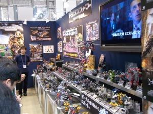 東京おもちゃショー 当日 タカラトミー 1001
