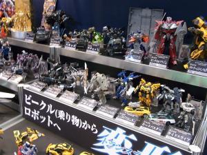 東京おもちゃショー 当日 タカラトミー 1002