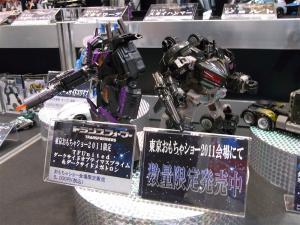 東京おもちゃショー 当日 タカラトミー 1004