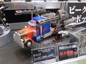 東京おもちゃショー 当日 タカラトミー 1005