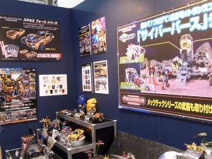 東京おもちゃショー 当日 タカラトミー 1007