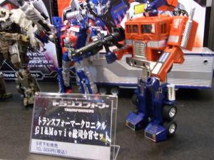 東京おもちゃショー 当日 タカラトミー 1008