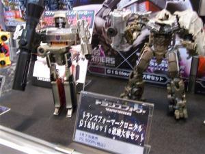 東京おもちゃショー 当日 タカラトミー 1013
