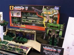 東京おもちゃショー 当日 タカラトミー 1016