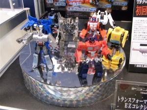 東京おもちゃショー 当日 タカラトミー 1017