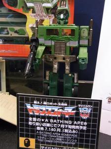 東京おもちゃショー 当日 タカラトミー 1018