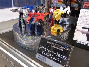 東京おもちゃショー 当日 タカラトミー 1024