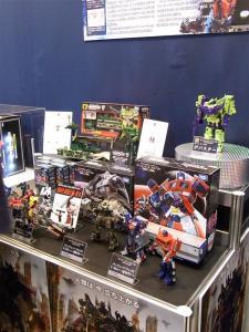 東京おもちゃショー 当日 タカラトミー 1040