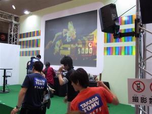 東京おもちゃショー2011 トランスフォーマー新製品発表会&MP-10 1002