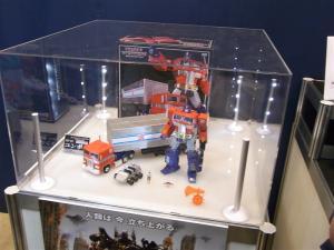 東京おもちゃショー2011 トランスフォーマー新製品発表会&MP-10 1008