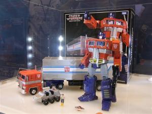 東京おもちゃショー2011 トランスフォーマー新製品発表会&MP-10 1016